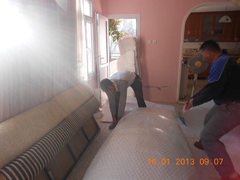 Paketleme ve taşıma Tufan Adana evden eve taşımacılık