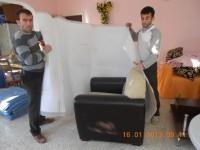 Evden eve taşımacılıkta paketleme işlemi