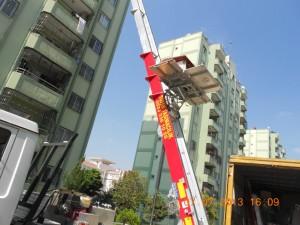Adana evden eve taşımacılık vinç kullanımı